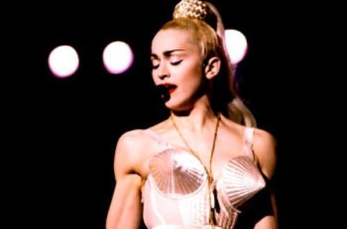 Madonna-conical-bra