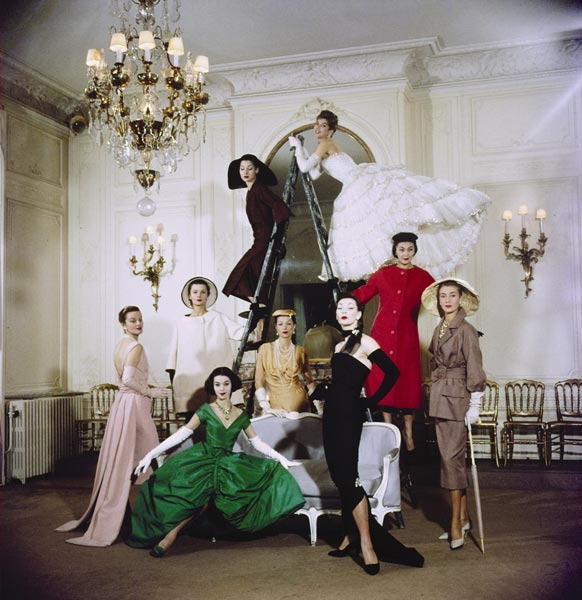 christian_dior_house_models_wearing_the_spring_summer_1957_collection_photgraph_by_cecil_beaton_c-loomis_dean_getty_images